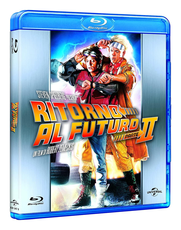 RITORNO AL FUTURO 2 - BLU-RAY