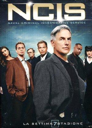 COF.NCIS - STAG. 07 (6 DVD) (DVD)