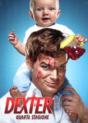 COF.DEXTER - STAG.04 (4 DVD) (DVD)