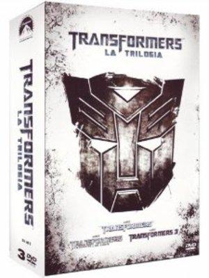 COF.TRANSFORMERS - LA TRILOGIA (3 DVD) (DVD)
