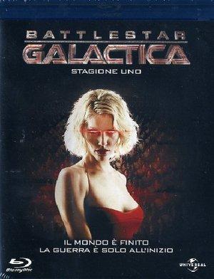 COF.BATTLESTAR GALACTICA - STAG.01 (4 BLU-RAY)