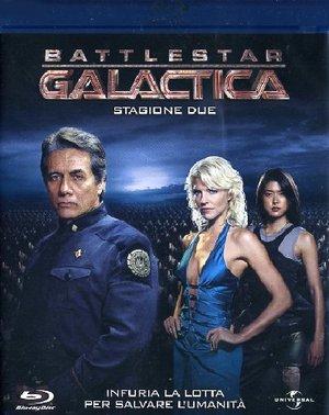 COF.BATTLESTAR GALACTICA - STAGIONE 02 (5 BLU-RAY)