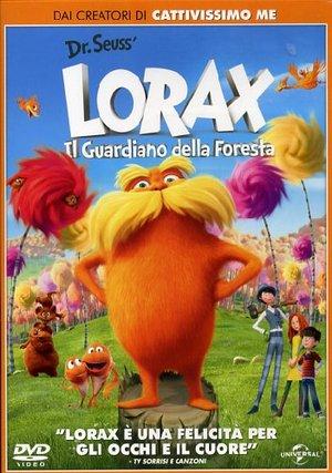 LORAX - IL GUARDIANO DELLA FORESTA (DVD)