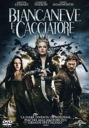 BIANCANEVE E IL CACCIATORE (DVD)