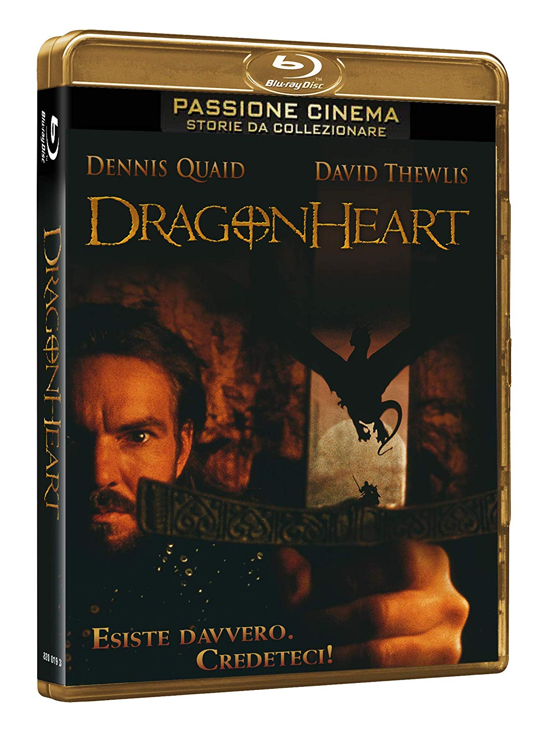 DRAGONHEART (BLU-RAY )