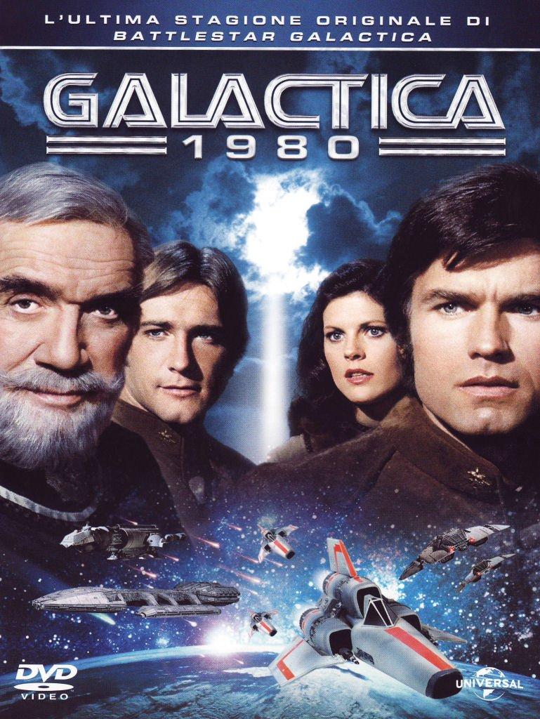 COF.BATTLESTAR GALACTICA 1980 (3 DVD) (DVD)