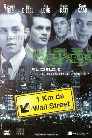 1 KM DA WALL STREET (DVD)