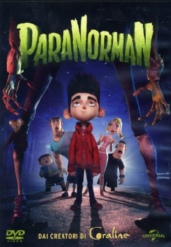 PARANORMAN (DVD)