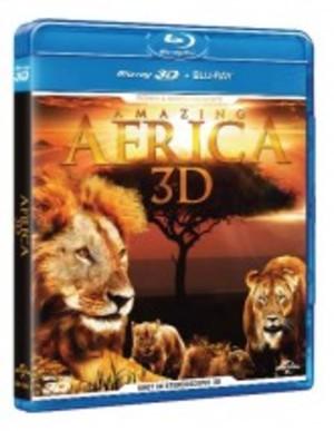 AMAZING AFRICA (BLU-RAY 3D+BLU-RAY)