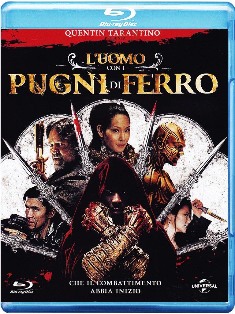 L'UOMO CON I PUGNI DI FERRO (BLU-RAY)