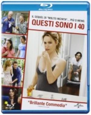 QUESTI SONO I 40 (BLU-RAY)