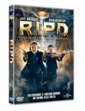 R.I.P.D. - POLIZIOTTI DALL'ALDILA' (DVD)