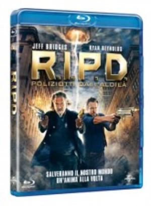 R.I.P.D. - POLIZIOTTI DALL'ALDILA' (BLU-RAY)