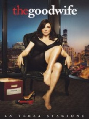 COF.THE GOOD WIFE - STAG.03 (6 DVD) (DVD)