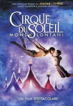 CIRQUE DU SOLEIL - MONDI LONTANI (DVD)