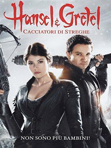 HANSEL & GRETEL - CACCIATORI DI STREGHE (DVD)