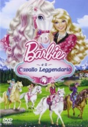 BARBIE E IL CAVALLO LEGGENDARIO (DVD)