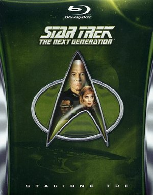 COF.STAR TREK - THE NEXT GENERATION - STAGIONE 03 (6 BLU-RAY)