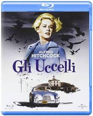 GLI UCCELLI (50TH ANNIVERSARY EDITION) (BLU-RAY)