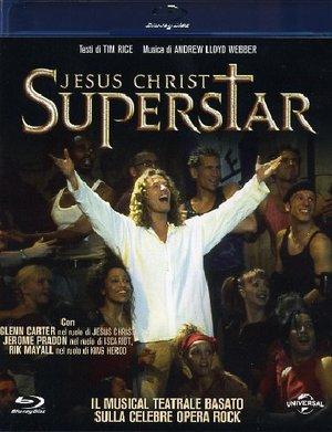 JESUS CHRIST SUPERSTAR STAGE SHOW (BLU-RAY)