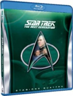 COF.STAR TREK - THE NEXT GENERATION - STAGIONE 04 (6 BLU-RAY