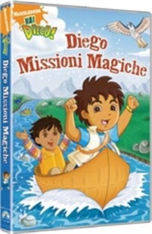 VAI DIEGO! - MISSIONI MAGICHE (DVD)
