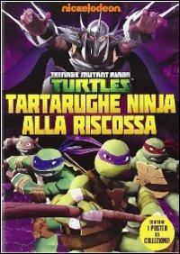 TEENAGE MUTANT NINJA TURTLES - TARTARUGHE NINJA ALLA RISCOSSA (DVD)