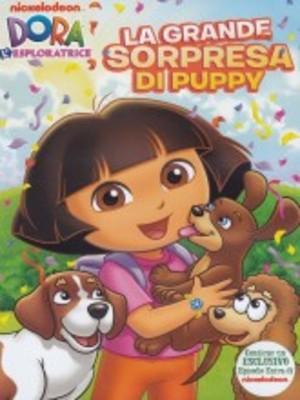 DORA L'ESPLORATRICE - LA GRANDE SORPRESA DI PUPPY (DVD)
