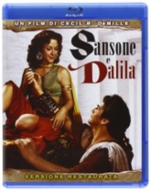 SANSONE E DALILA (BLU-RAY)