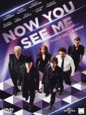NOW YOU SEE ME - I MAGHI DEL CRIMINE (DVD)