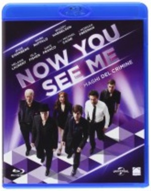 NOW YOU SEE ME - I MAGHI DEL CRIMINE (BLU-RAY)