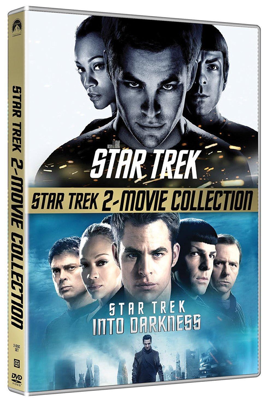 COF.STAR TREK (2009) + INTO DARKNESS - STAR TREK (2 DVD) (DVD)