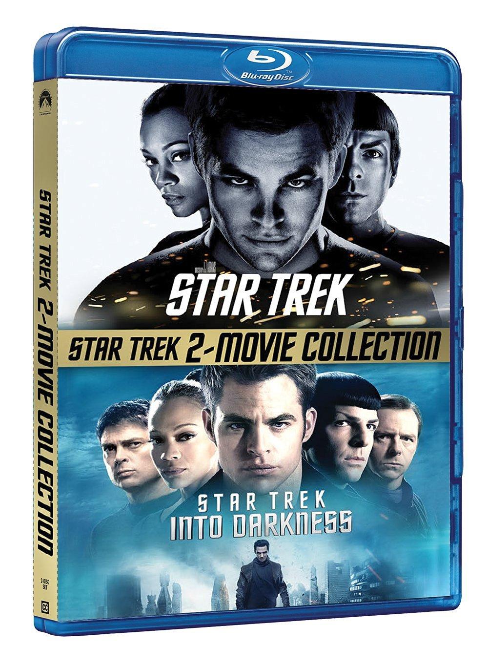 COF.STAR TREK (2009) + INTO DARKNESS - STAR TREK (2 BLU-RAY)