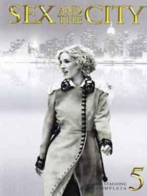 COF.SEX AND THE CITY -STAG.05 (2DVD) (DVD)