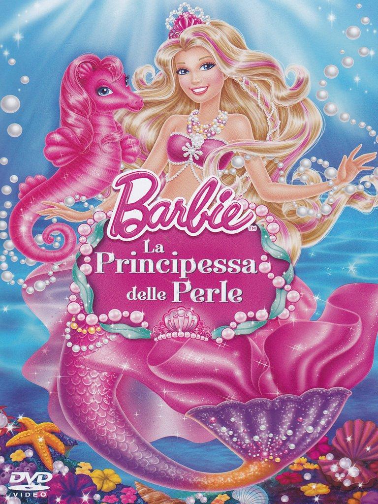 BARBIE LA PRINCIPESSA DELLE PERLE (DVD)