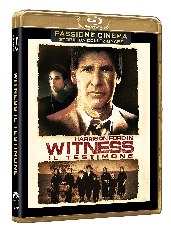 WITNESS IL TESTIMONE (BLU-RAY)