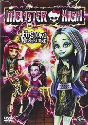MONSTER HIGH - FUSIONI MOSTRUOSE (DVD)