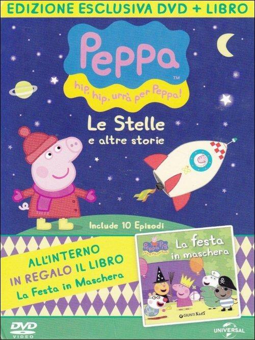 COF.PEPPA PIG - LE STELLE E ALTRE STORIE + LIBRO (DVD)