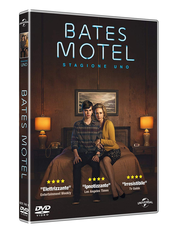 COF.BATES MOTEL - STAG.01 (3 DVD) (DVD)
