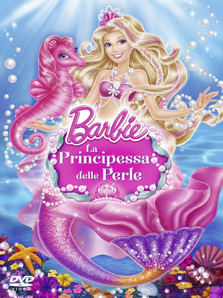 BARBIE - LA PRINCIPESSA DELLE PERLE (SLIM CASE) (DVD)