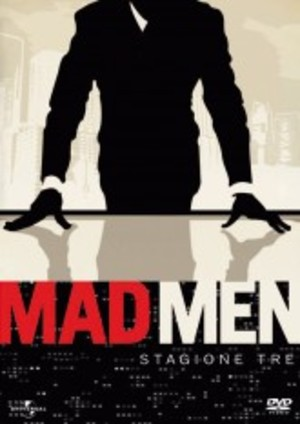 COF.MAD MEN - STAG. 03 (4DVD) (DVD)