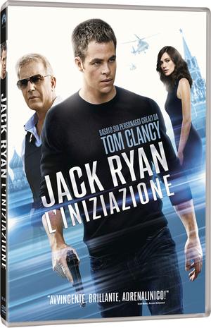 JACK RYAN - L'INIZIAZIONE (DVD)