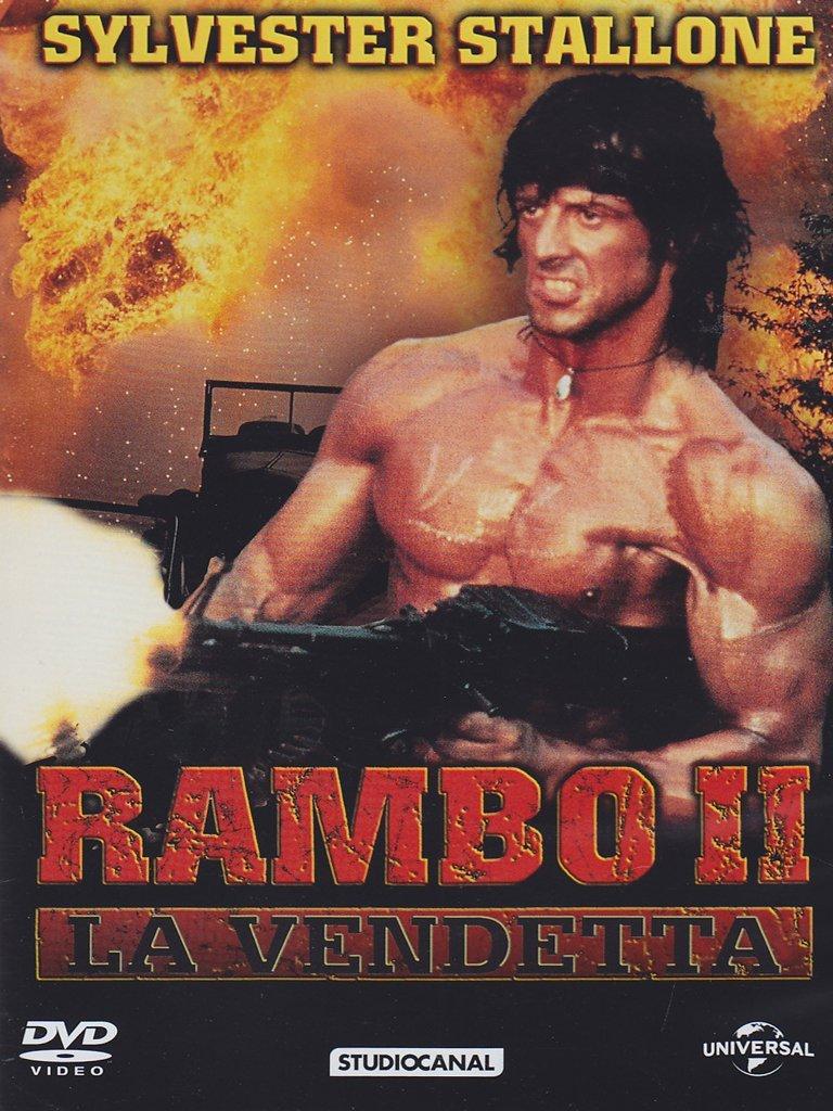 RAMBO 2 - LA VENDETTA (DVD)