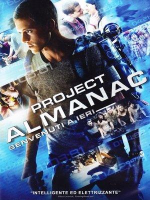 BENVENUTO A IERI - PROJECT ALMANAC (DVD)