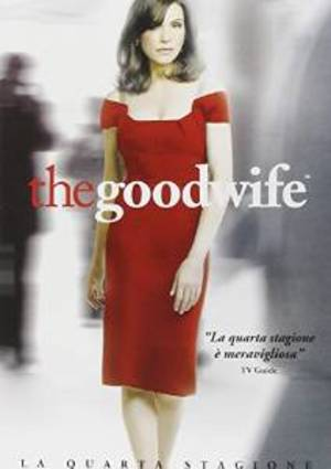COF.THE GOOD WIFE - STAG.04 (6 DVD) (DVD)