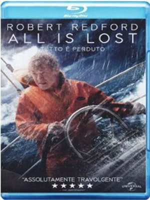 ALL IS LOST - TUTTO E' PERDUTO (BLU-RAY)