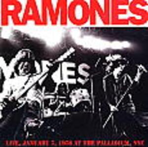 LIVE, JANUARY 7, 1978 AT THE PALLADIUM, NYC (CD)