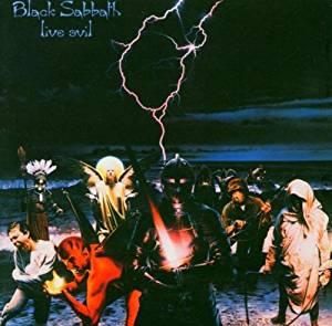 BLACK SABBATH - LIVE EVIL (CD)