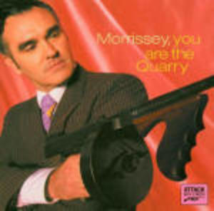 YOU ARE THE QUARRY (CD)