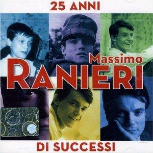MASSIMO RANIERI - 25 ANNI DI SUCCESSI -2CD (CD)